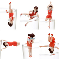 컵위의후치코5(오렌지)