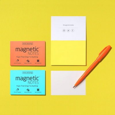 New)북유럽에서 온 신기한 포스트잇 마그네틱 노트 S