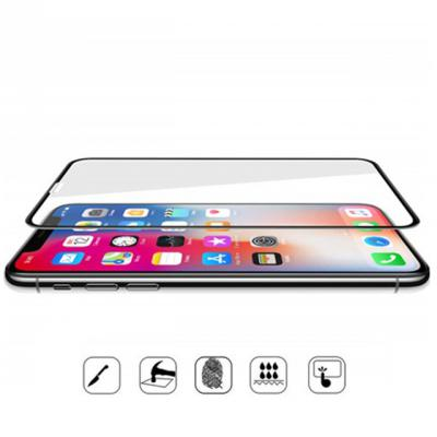 아이폰XS맥스 강화유리필름 2.5D 풀커버