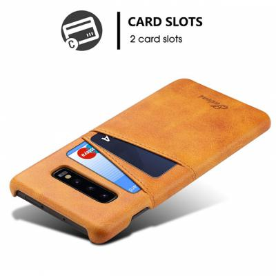 갤럭시S10플러스 카드지갑 케이스 JZ_01 블랙