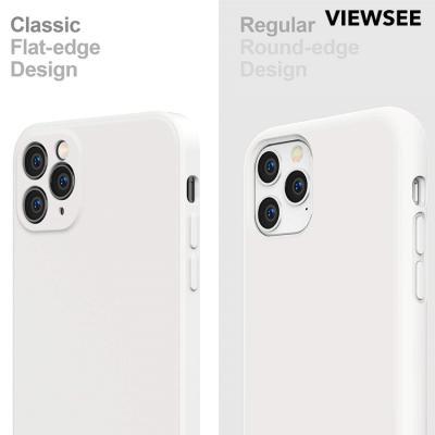 아이폰11프로 실리콘 스퀘어 사각 케이스