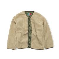 Teddy Retro Quilting Jacket(2color)(unisex)