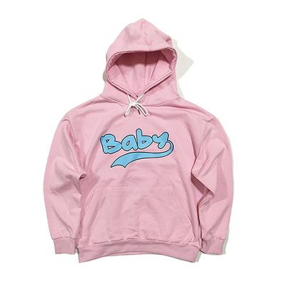 Teen Slang Hoodie(pink)(unisex)