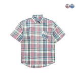 Dawn Madras Check Shirt(2color)(unisex)