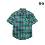 Light Tartan Check Shirt(2color)(unisex)