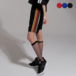5 Color Stripes Track Shorts(5color)(unisex)