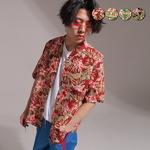 Tropical Flower Aloha Shirts(4color)(unisex)