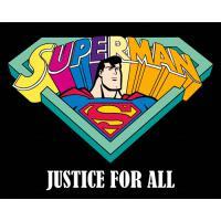 워너 DIY명화그리기키트 슈퍼맨 - Justice for all