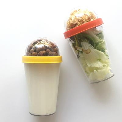 2 in 1 씨리얼+샐러드 보틀 2종