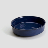 에이미 블루 쿠프접시(대) 1p