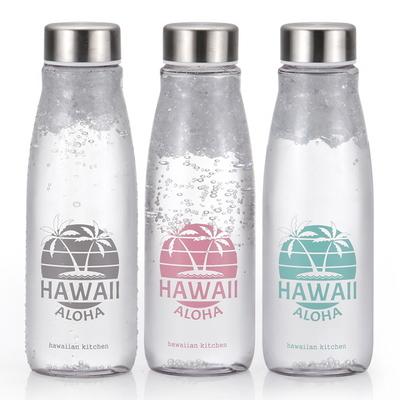하와이안키친 트라이탄 1리터 물병 3P