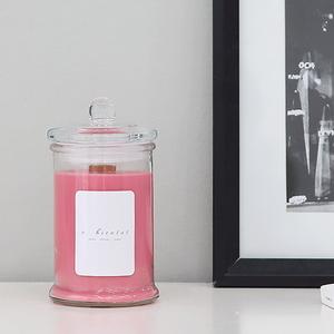 러블리 캔들 250g(핑크-피오니)