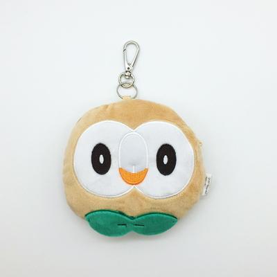 포켓몬 동전지갑(고리형) - 나몰빼미