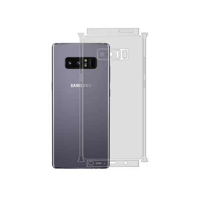 삼성 갤럭시노트8 기스 지문방지 후면 보호필름 SM-N950