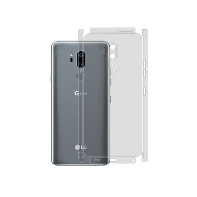 LG G7 플러스 ThinQ 기스 지문방지 후면 보호필름 2매