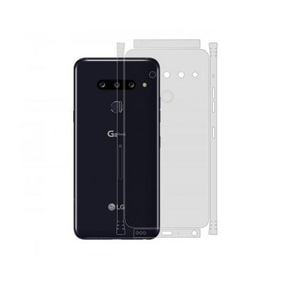 LG G8 ThinQ 기스 지문방지 후면 보호필름 2매 G820
