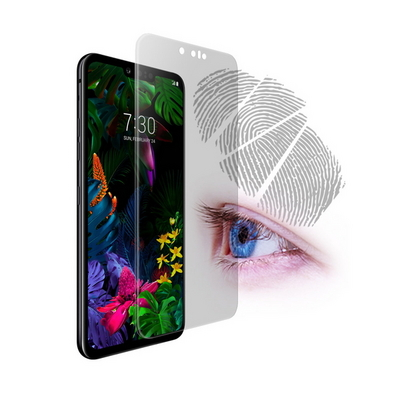 LG G8 ThinQ 기스복원 지문방지 풀커버 액정보호필름 G820