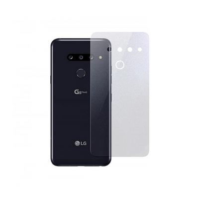 LG G8 ThinQ 기스복원 유광 펄 후면 보호필름 2매 G820