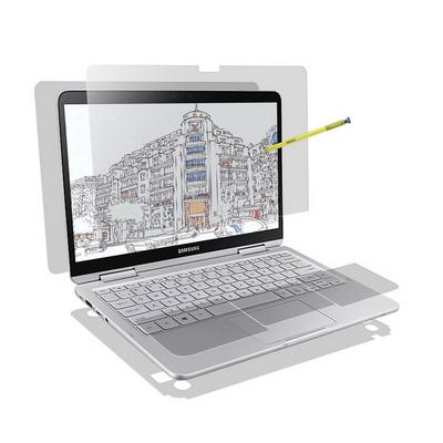 삼성 노트북 펜 Pen 13 종이질감 액정+외부 보호필름2매 NT930QAA NT930QBV NT930QBE