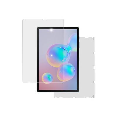 삼성 갤럭시탭 S6 고광택강화 액정보호필름+후면보호필름