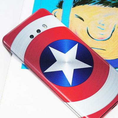 LG V50S ThinQ 디자인 휴대폰스킨 보호필름 LM-V510N