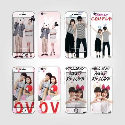 LG V50S ThinQ 주문제작 휴대폰스킨 보호필름 2매 LM-V510N