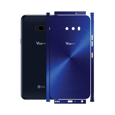 LG V50S ThinQ  메탈블루 후면 보호필름 LM-V510N