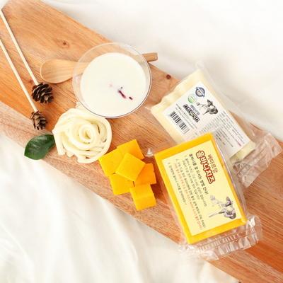 베따르망 수제 스트링치즈-구워먹는 올바니 치즈 2개