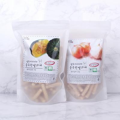질마재농장 스틱 백미단호박70g+현미양파70g