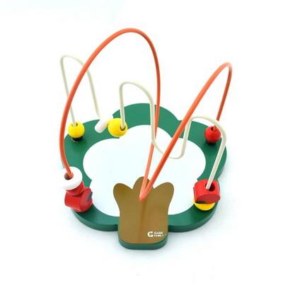 (가베가족)KS5509 자연담음 사과나무 롤러코스터
