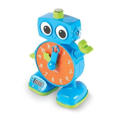 (러닝리소스)LER2385 말하는 로봇시계 톡