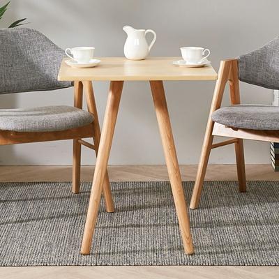 스칸디안 인테리어 카페 사각 티테이블
