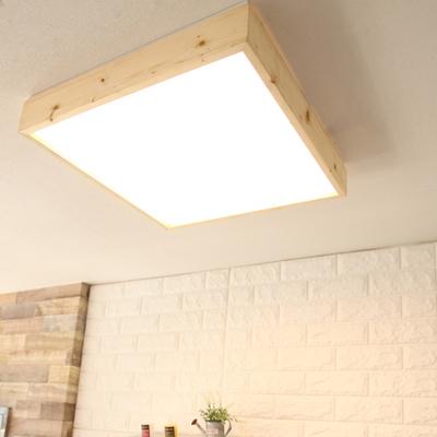 LED 이노키 원목방등 50w