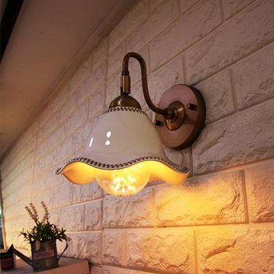 보자기 벽등(LED겸용)