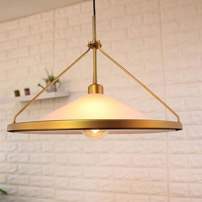 알렉트로나 펜던트등-브론즈(LED겸용)