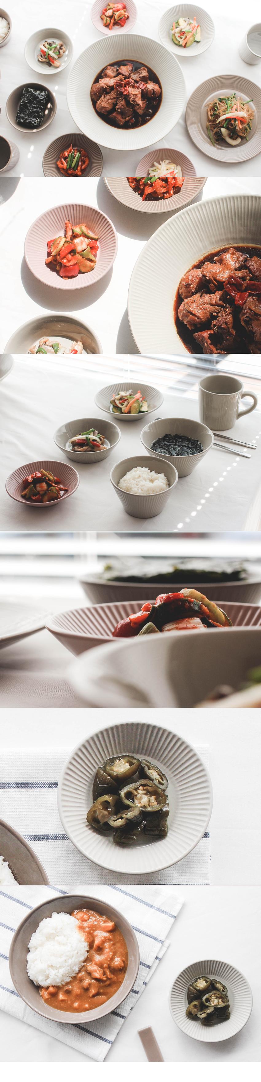 로얄애덜리 라이닝 12.5cm 구프 소 (5컬러) - 어퍼테이블, 4,200원, 접시/찬기, 찬기