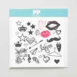 PP FAKE TATTOOS - LOVE
