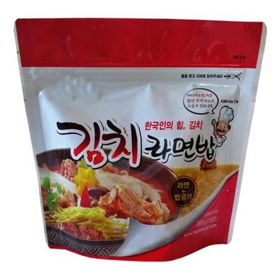 비상식량 김치라면밥 10+1 특판