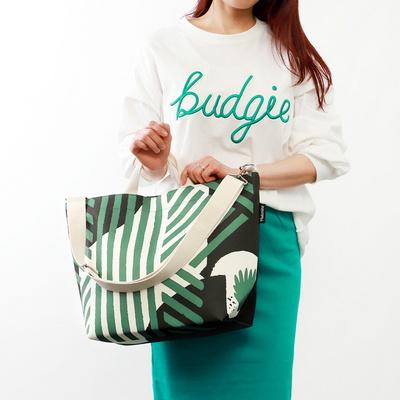 트로피컬 기저귀가방