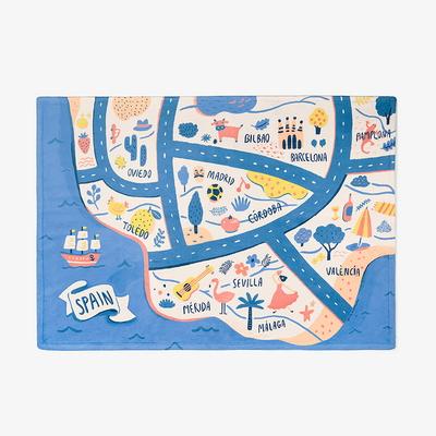홀라! 스페인 북유럽 놀이매트