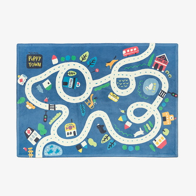 퍼피타운 북유럽 놀이매트