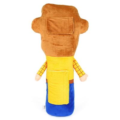 디즈니 토이스토리 애착 안전벨트 인형-우디(55cm)