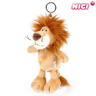 NICI 니키 코인 파우치 사자 키체인 18cm-89120