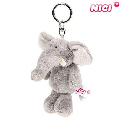 NICI 니키 코끼리 에톤 키체인 10cm-38202