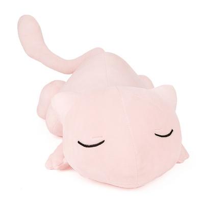 포켓몬스터 봉제인형-잠자는 뮤(40cm)