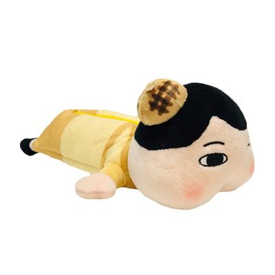 엉덩이탐정 봉제인형 필통