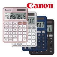 KS-125T 캐논 정품 컬러 전자 계산기