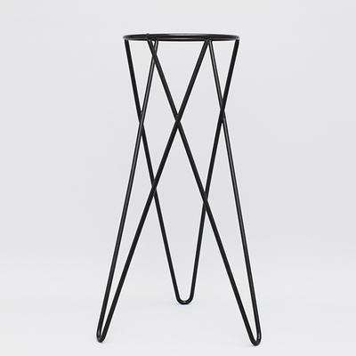 화분 스탠드(L)-14.5(지름) x 40cm