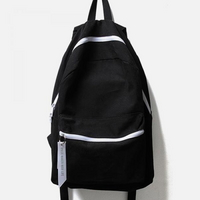 ALICE CANVAS DAY PACK (BLACK)