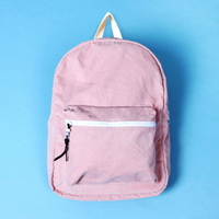 ALICE CORDUROY DAY PACK (PINK)